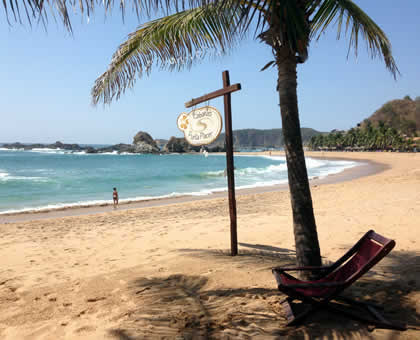 Beaches in Huatulco Oaxaca - Mexico