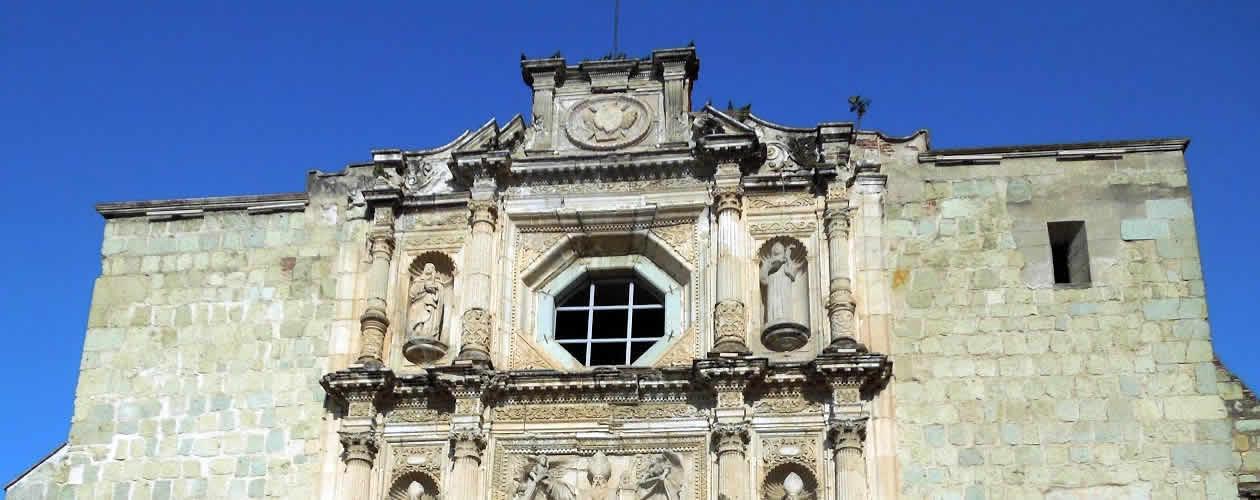 San Agustín Church Oaxaca Mexico