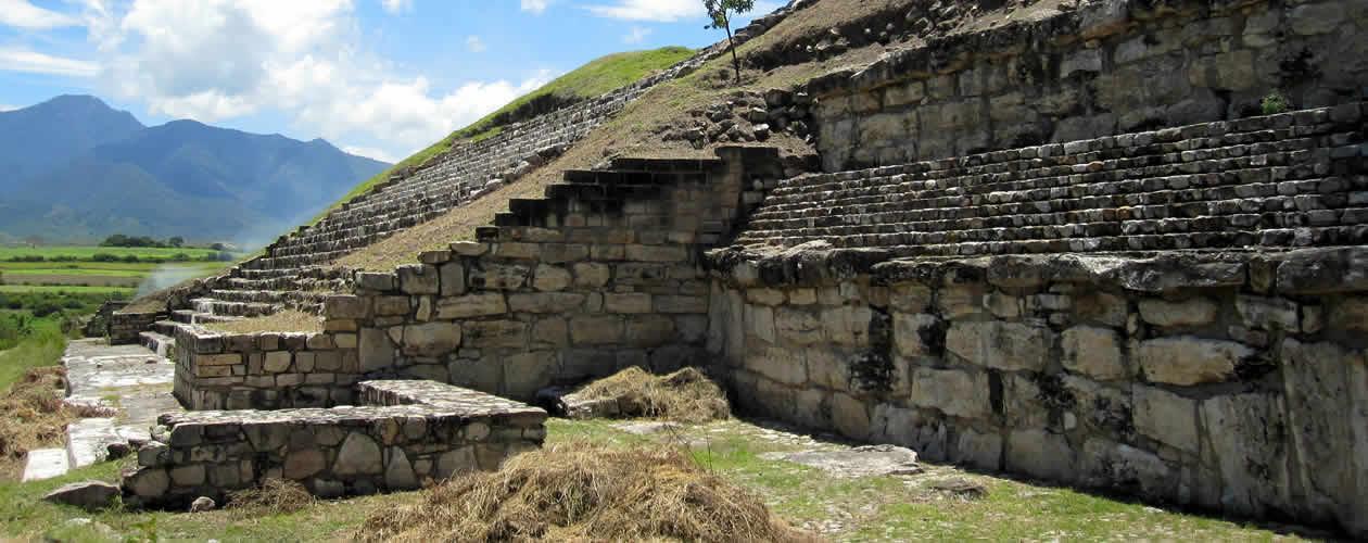 San José el Mogote Archaeological Site Oaxaca Mexico