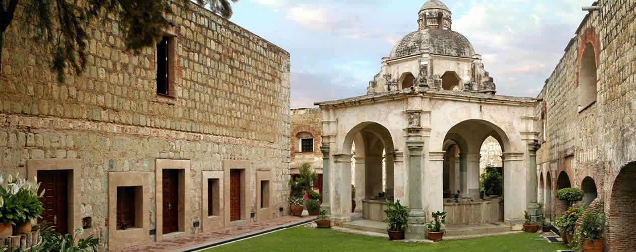 Santa Catalina de Siena Monastery Oaxaca Mexico