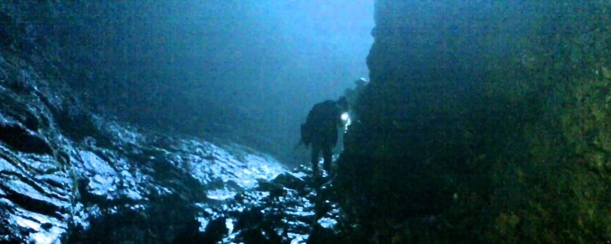 Sotano de San Agustin Cave Oaxaca Mexico