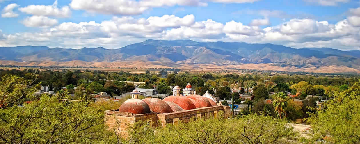 Zaachila Archaeological Site Oaxaca Mexico