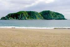 Cacalutilla Beach San Agustin Bay Huatulco Oaxaca Mexico