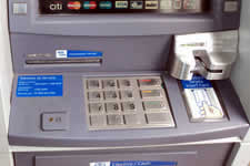 Banks and Cashpoints Oaxaca Mexico