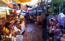 Central de Abastos Market Oaxaca Mexico