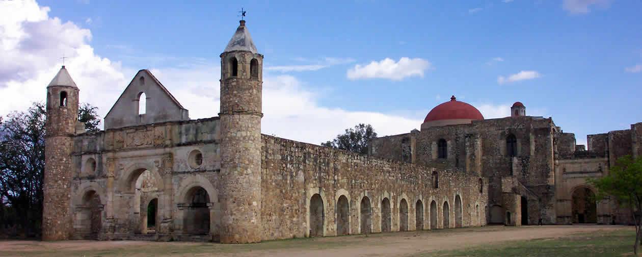 Cuilapam de Guerrero Oaxaca Mexico