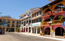 Huatulco in Oaxaca Mexico