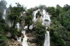 La Esmeralda Waterfall - Oaxaca