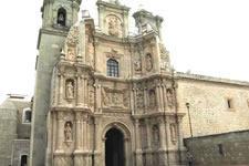La Soledad church Oaxaca Mexico