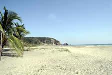 La Ventanilla Beach Puerto Angel - Oaxaca