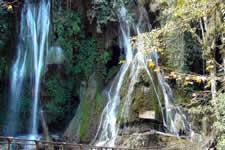 Las Regaderas waterfall - Oaxaca
