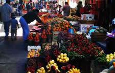 Miahuatlan Market Oaxaca Mexico