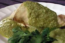 Mole Verde Oaxaca Mexico