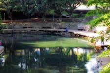 Natural swimming pool - Zulzul, Oaxaca Mexico