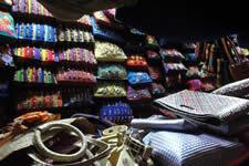 Artisan market Oaxaca Mexico