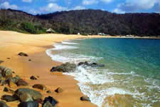 Organo and Maguey bays are two very poular bays in Huatulco - Oaxaca