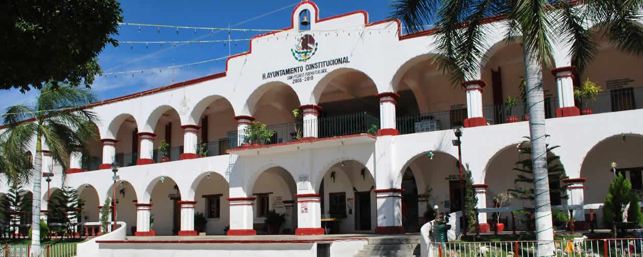 Pochutla near Puerto Angel Oaxaca Mexico