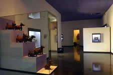 Rufino Tamayo museum Oaxaca Mexico