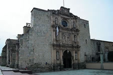 San Agustin Church Oaxaca Mexico