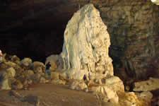 San Sebastian cave system in Oaxaca Mexico