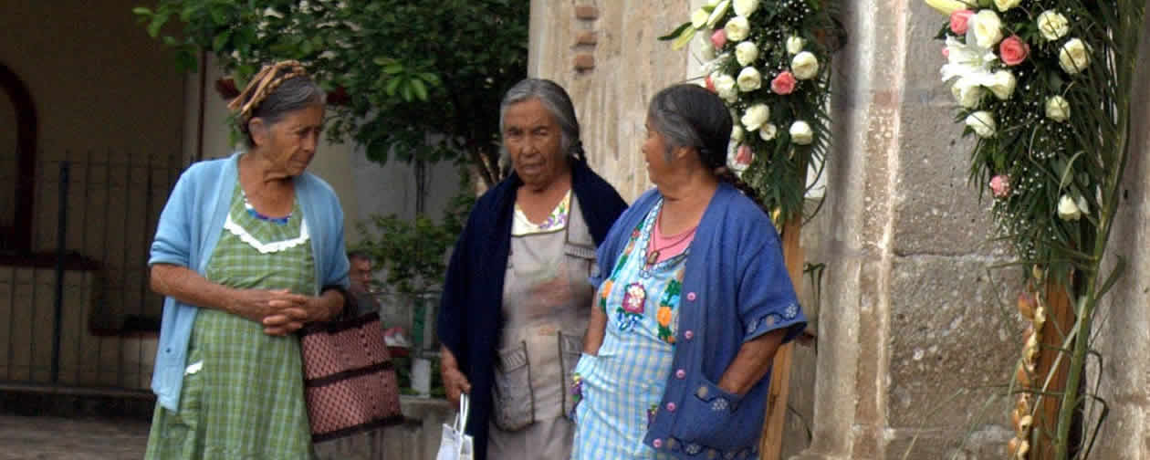 Santa Ana del Valle Oaxaca Mexico