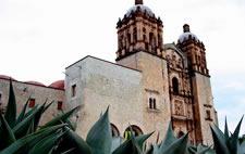 Santo Domingo Museum CCSD Oaxaca Mexico