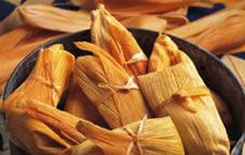 Tamales Food Oaxaca Mexico