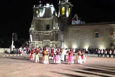 Trinidad Oaxaca Mexico - Events in January