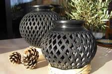Black Pottery San Bartolo Coyotepec Oaxaca Mexico