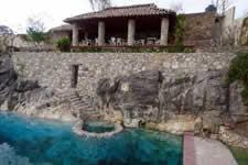Atonaltzin natural swimming pool Tamazulapam - Oaxaca