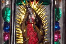 tinwork artisans Oaxaca Mexico