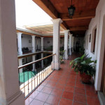 Hotel Parador Monte Carmelo 1