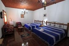 Hotel Parador Monte Carmelo Oaxaca City