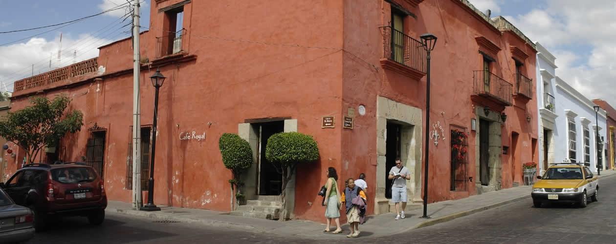 Café Royal Oaxaca